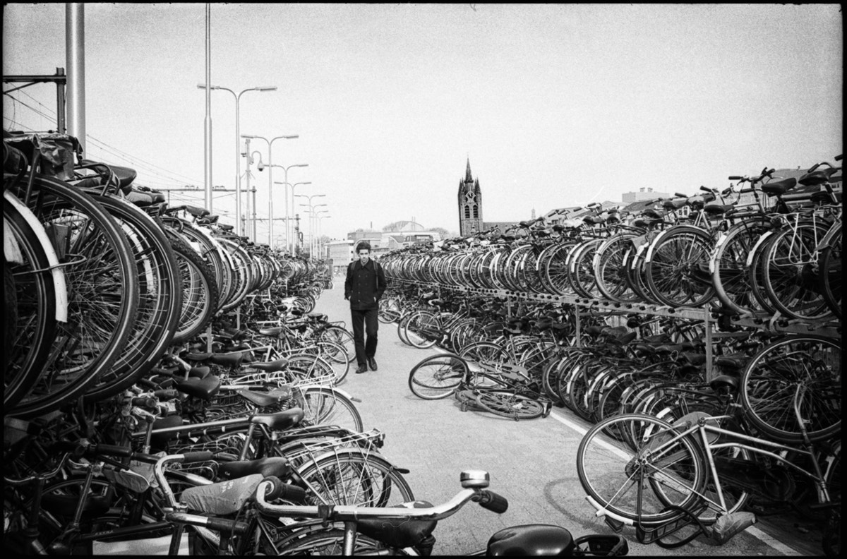 Photograph Looking for his bike by Chris Moret on 500px