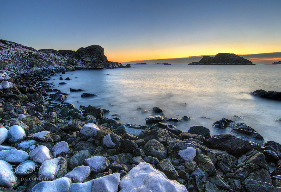 Photograph White Rocks by Sheldon Spurrell on 500px