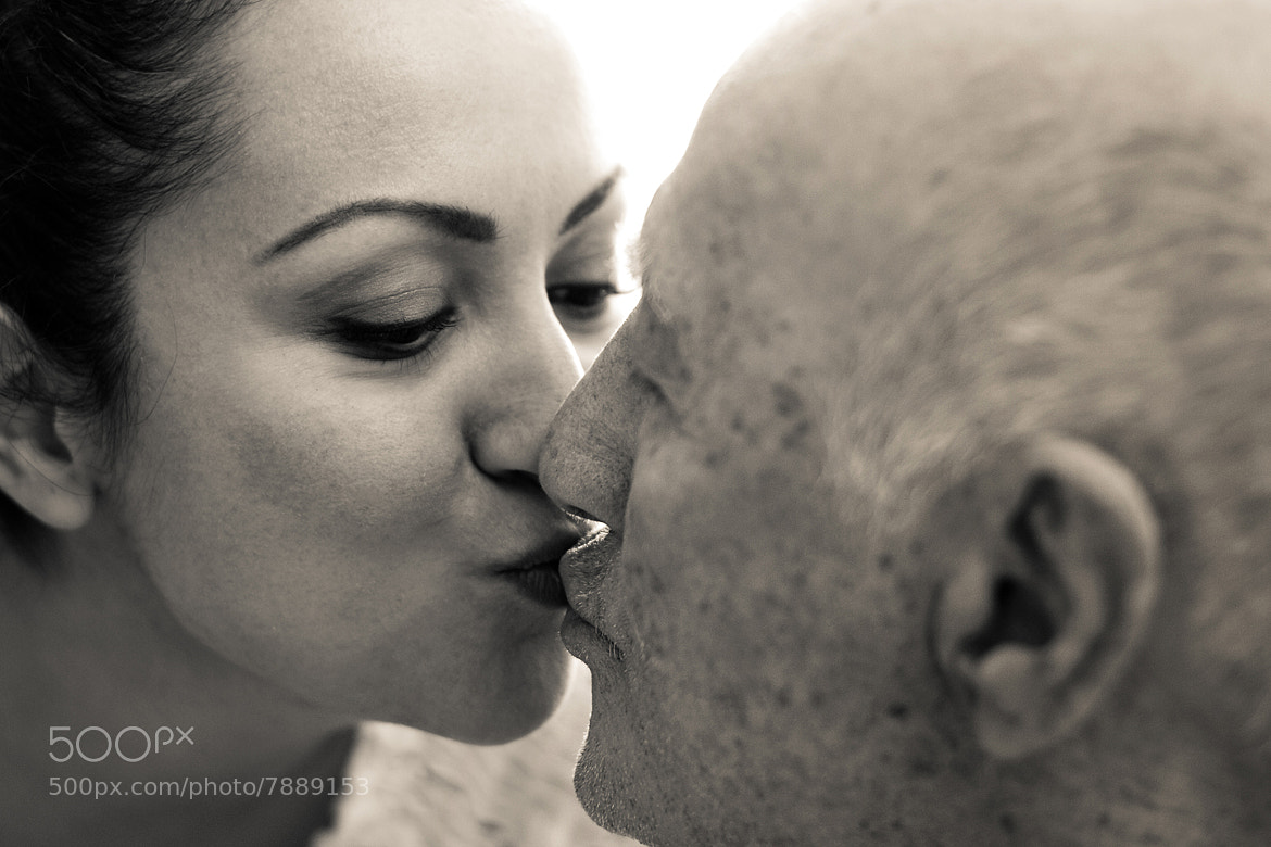 Photograph Farewell Kiss by Dan Hashemi on 500px