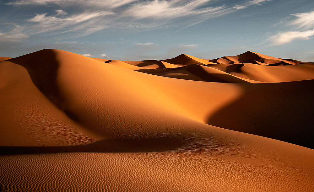 Photograph Morocco Dunes by Mark Keelan on 500px
