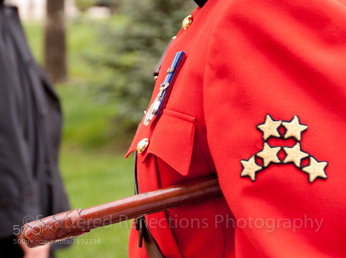 Photograph The Mountie by Joel Cyr on 500px