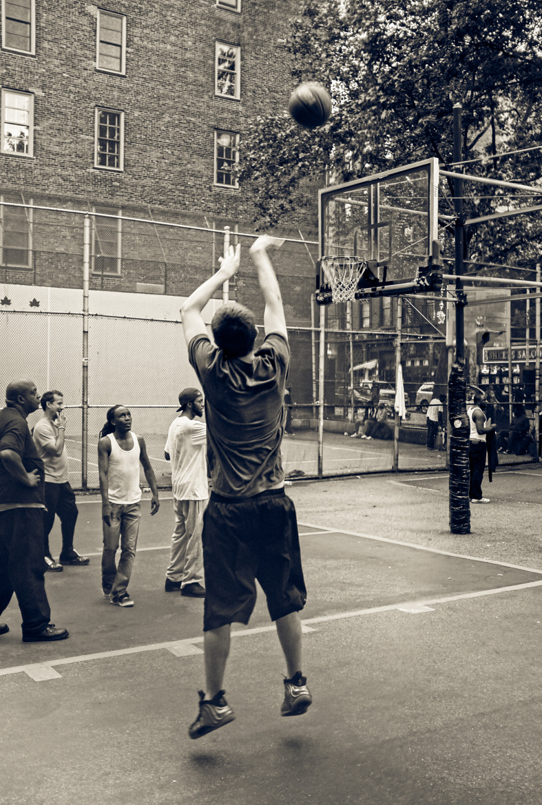 Photograph three pointer by Marco Hofmann on 500px