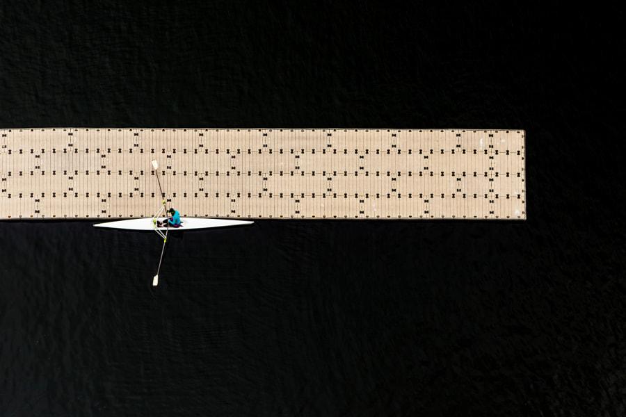 Ready to row by Harrison Liu on 500px.com