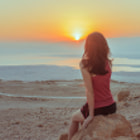 Постер, плакат: Sunrise On Masada