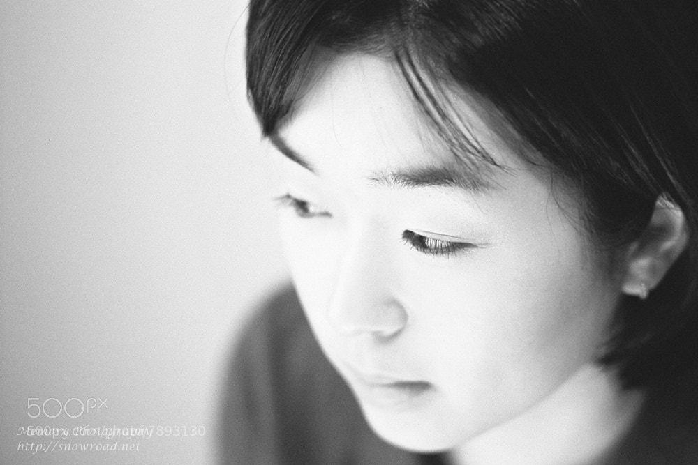 Photograph She by Junhyung Chun on 500px