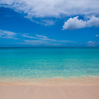 Постер, плакат: Perfect Caribbean Beach