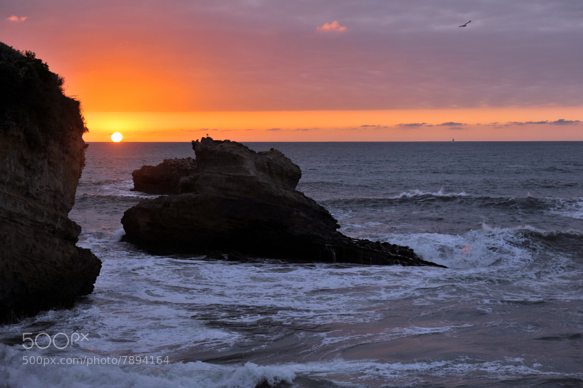 Photograph Un soir a Biarritz by Natacha (Наташа) Pouzol (Пузоль) on 500px