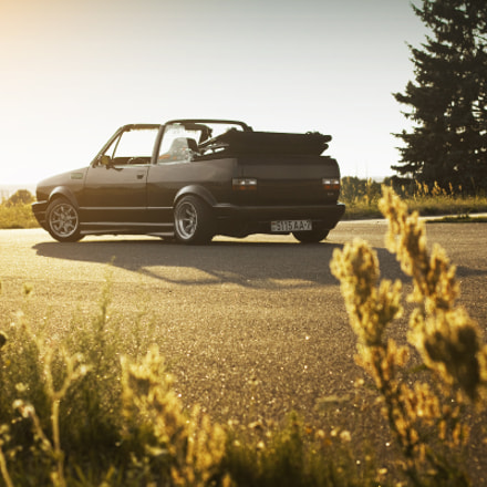 Golf MkI Cabrio