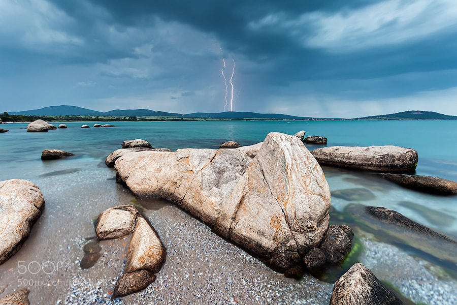 Photograph Thunder Storm by Evgeni Dinev on 500px