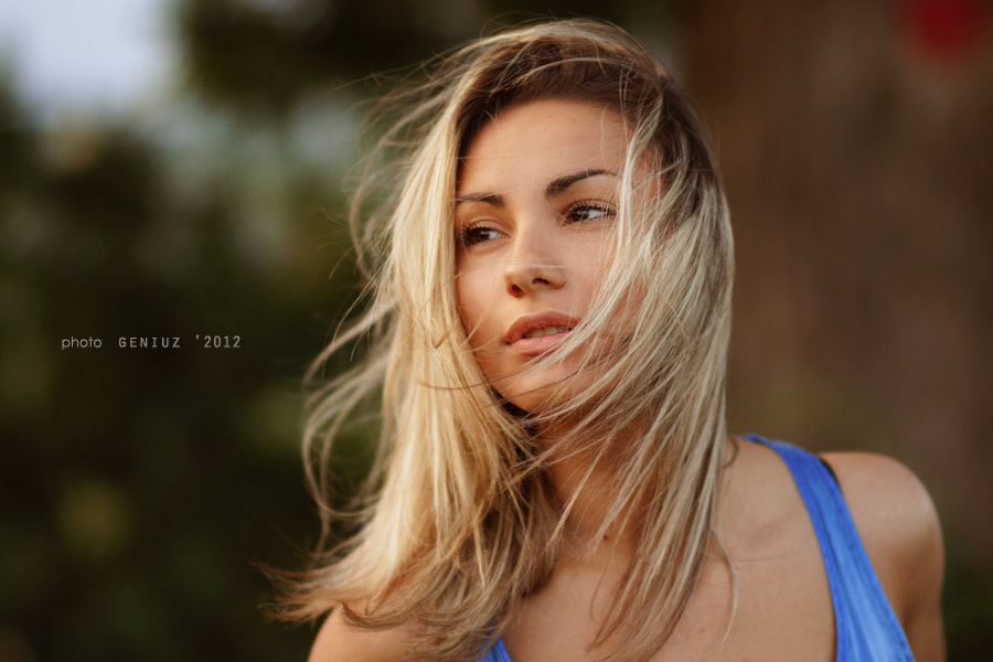 Photograph playing with the wind by Alexander Mihailov on 500px