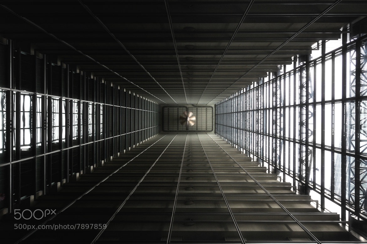 Photograph Wafting Space Mk.II by Dr. Akira TAKAUE on 500px