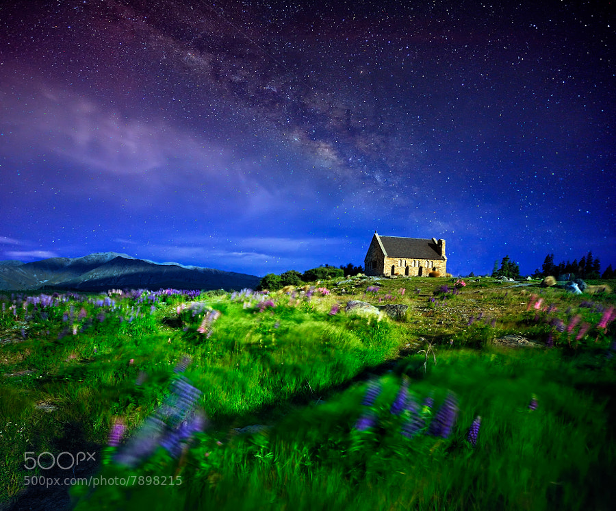 Photograph Dreamy Night Glory by AtomicZen : ) on 500px
