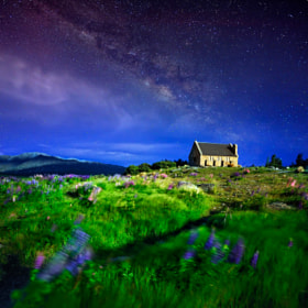 Dreamy Night Glory by AtomicZen : ) (AtomicZen)) on 500px.com