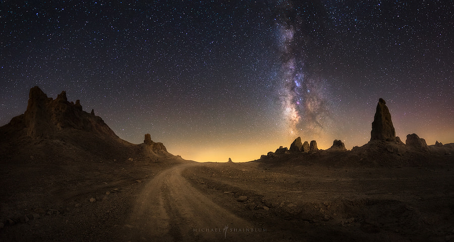 Photograph Life on Mars by Michael Shainblum on 500px