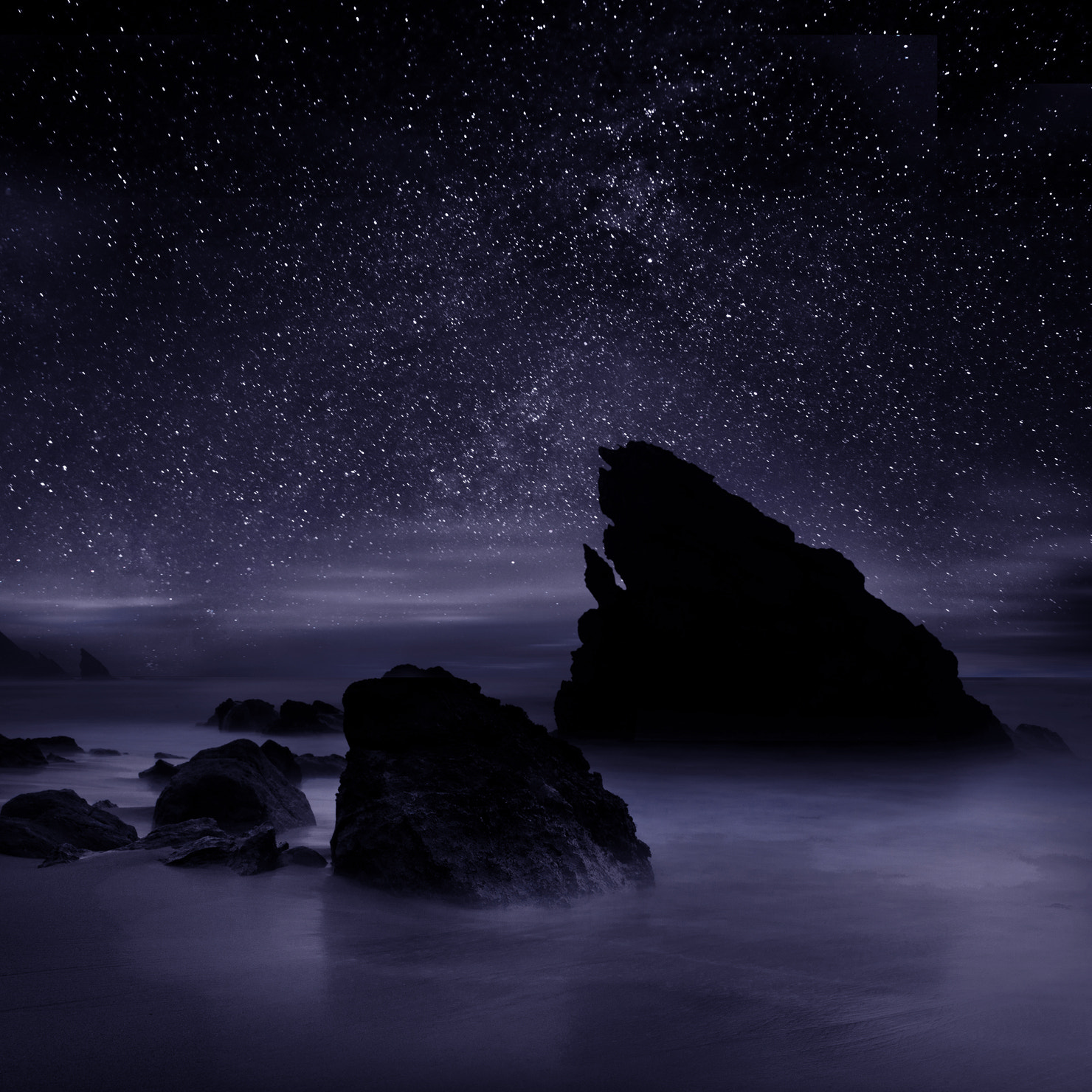 Photograph Mysterious night by Jorge Maia on 500px