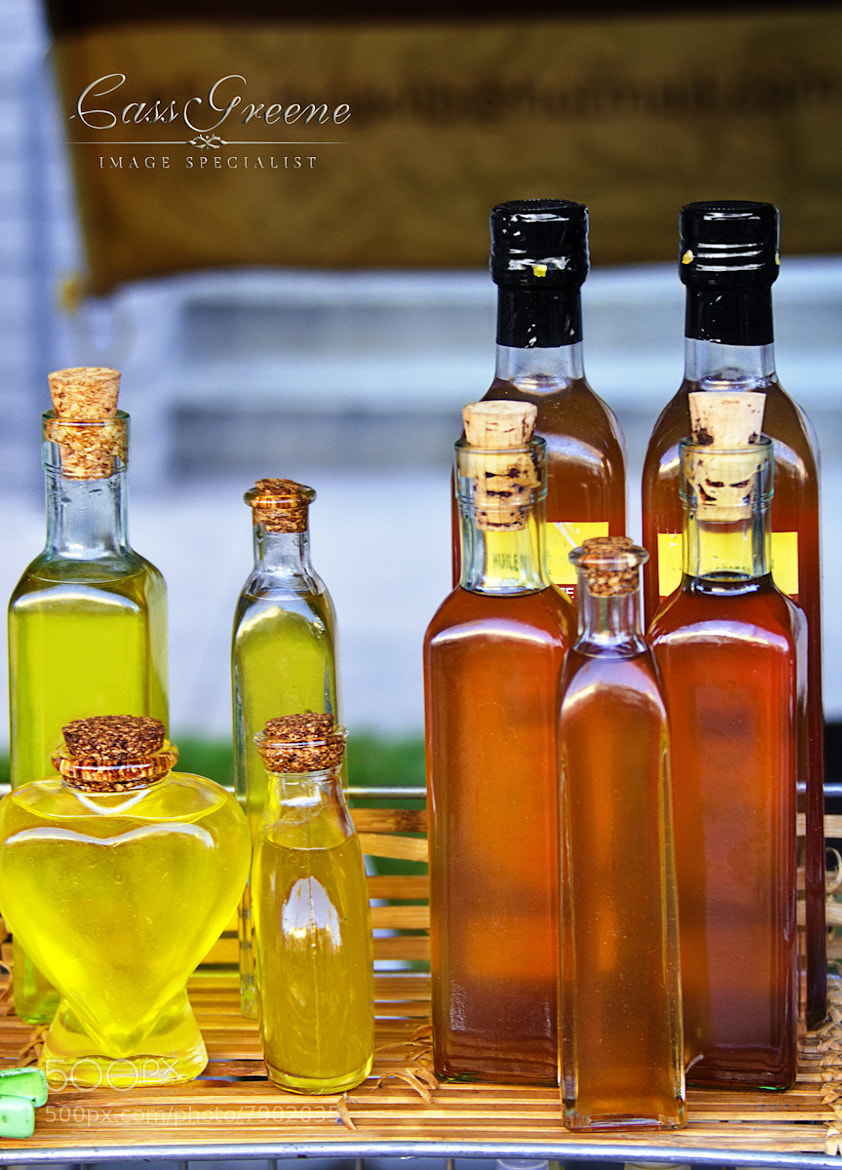 Photograph Oil and Vinegar by Cass Peterson Greene on 500px