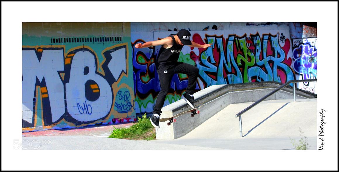 Photograph Graffiti Air by Judee Schofield on 500px