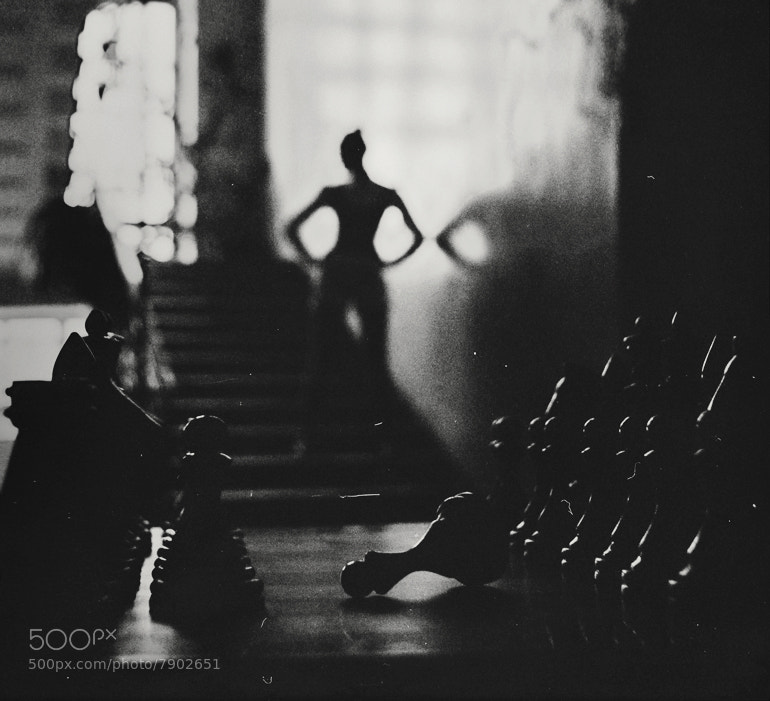 chess by Ilina  Vicktoria