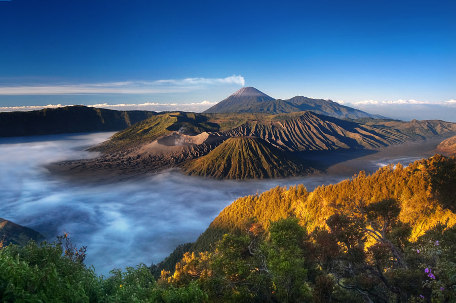 Mountain Bromo by fong fong on 500px.com