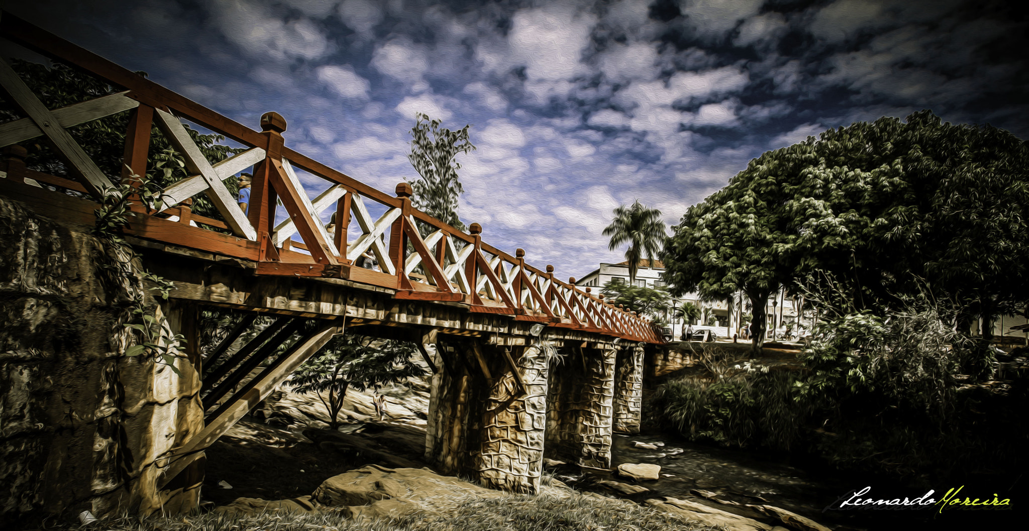 Photograph Ponte Pirinopolis  by LEONARDO  MOREIRA on 500px
