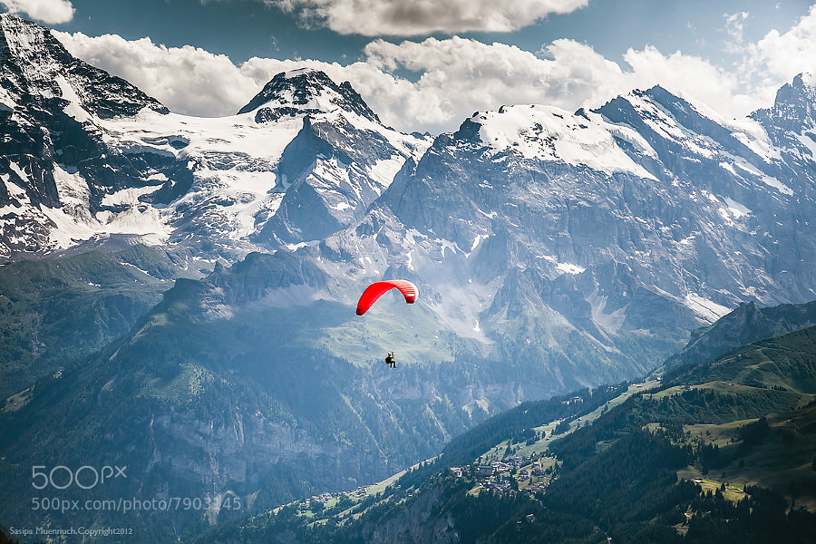 Photograph Up in the air by Sasipa Muennuch on 500px