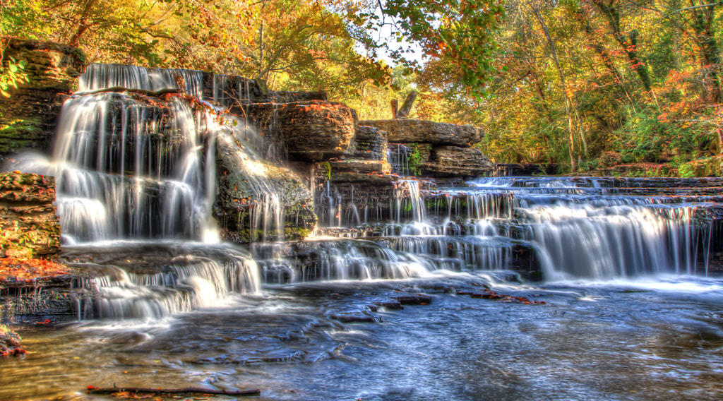 Photograph Forever Flowing by Chriss Goyenechea on 500px