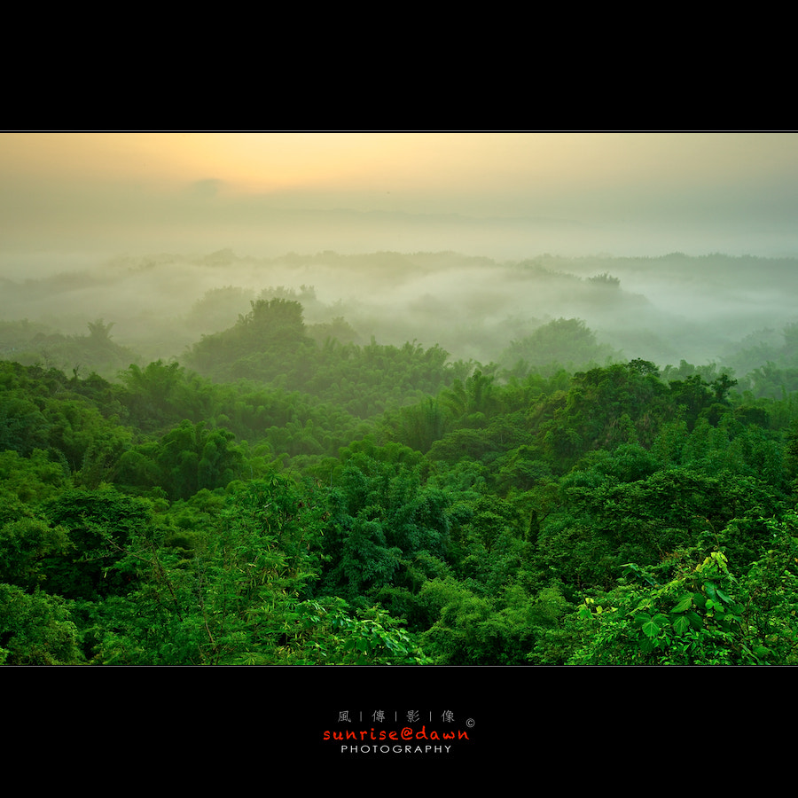 Photograph heaven on earth 2 by SUNRISE@DAWN photography 風傳影像 on 500px