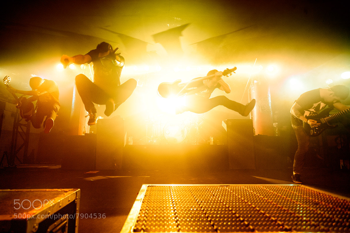 Photograph A Day To Remember  by Adam Elmakias on 500px
