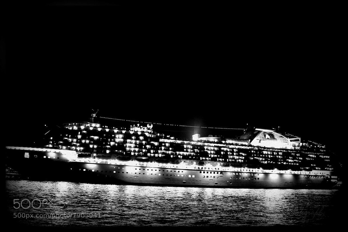 Photograph Cruising into the Night by Eustaquio Santimano on 500px