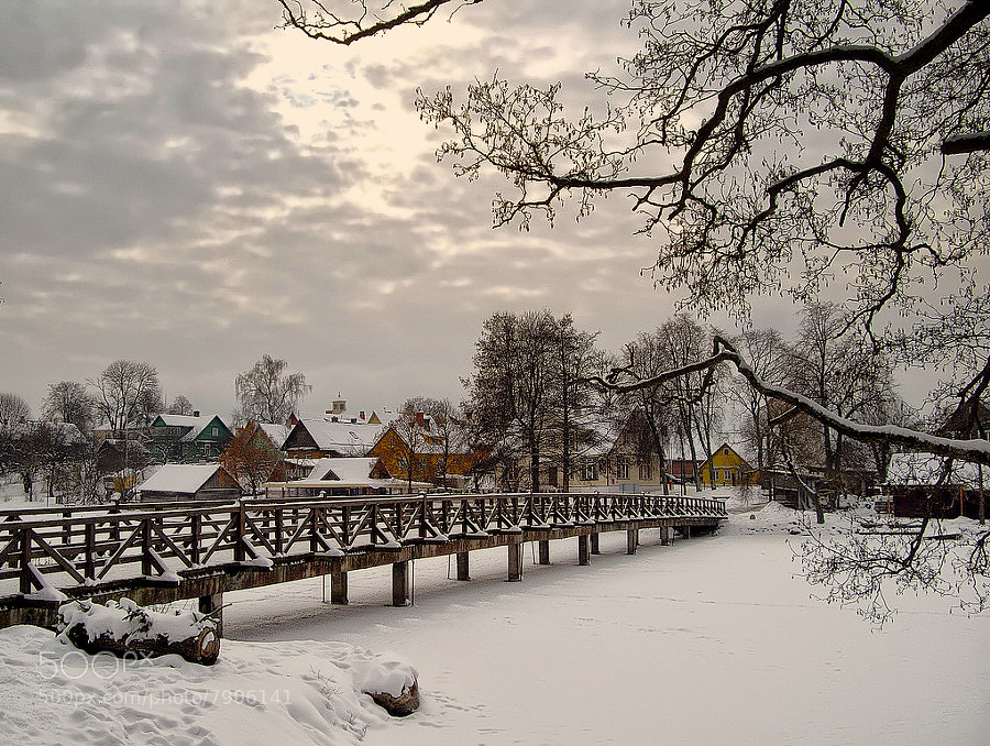 Photograph Trakai (Lithuania) by Ignats Knuslis on 500px