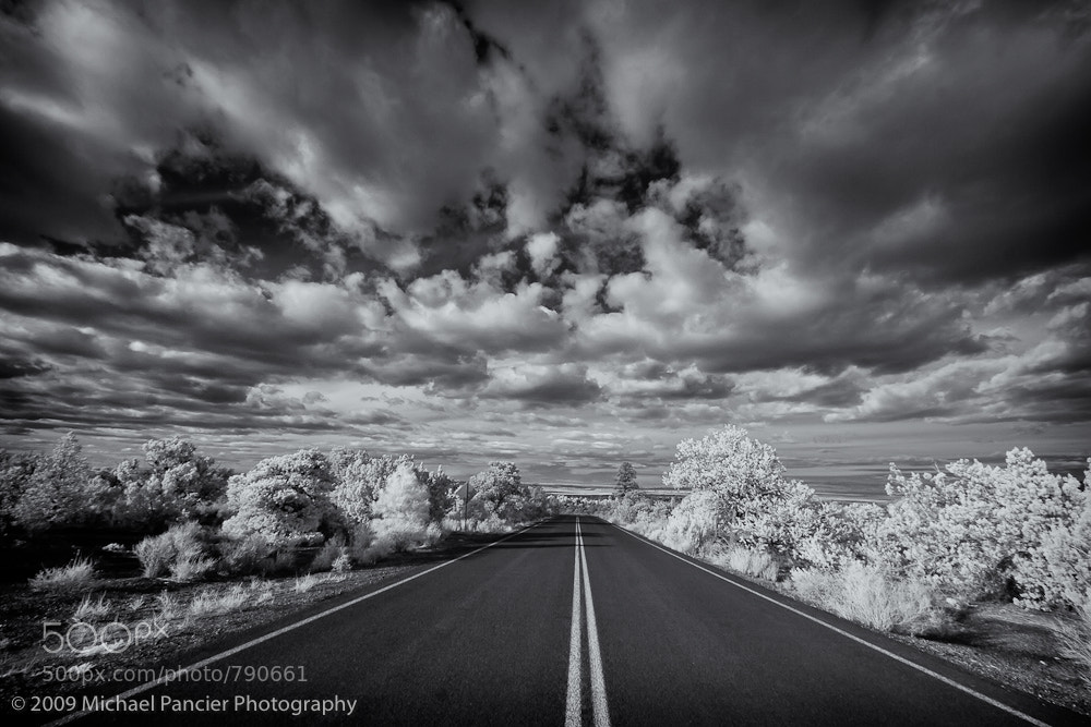 Photograph The Painted Desert Infrared by Michael Pancier Photography on 500px