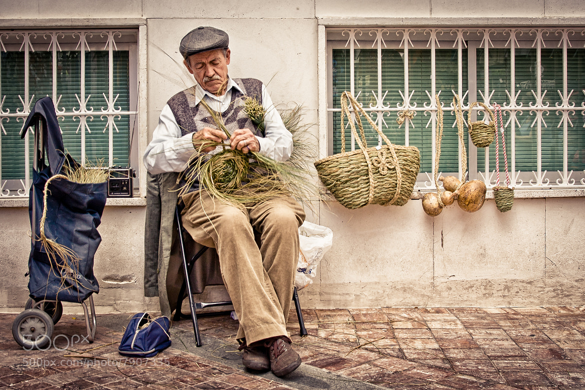 Photograph Basket Weaver by Tom Fagan on 500px