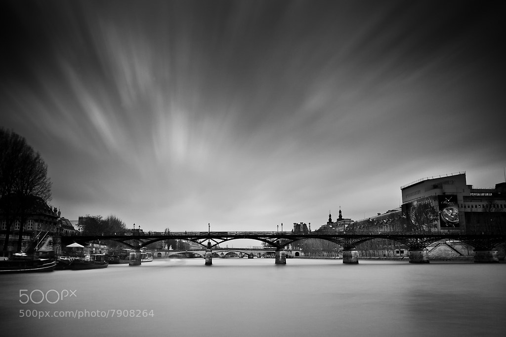 Photograph Paris Bridges by Adeline Fuchs on 500px