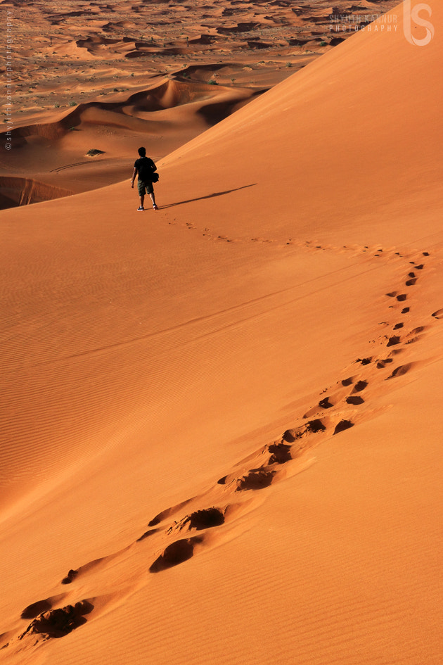 Photograph On the sands of time by shyjith kannur on 500px