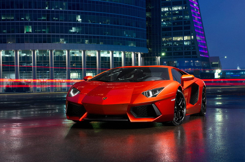 Photograph Aventador by Sergey  Krestov on 500px
