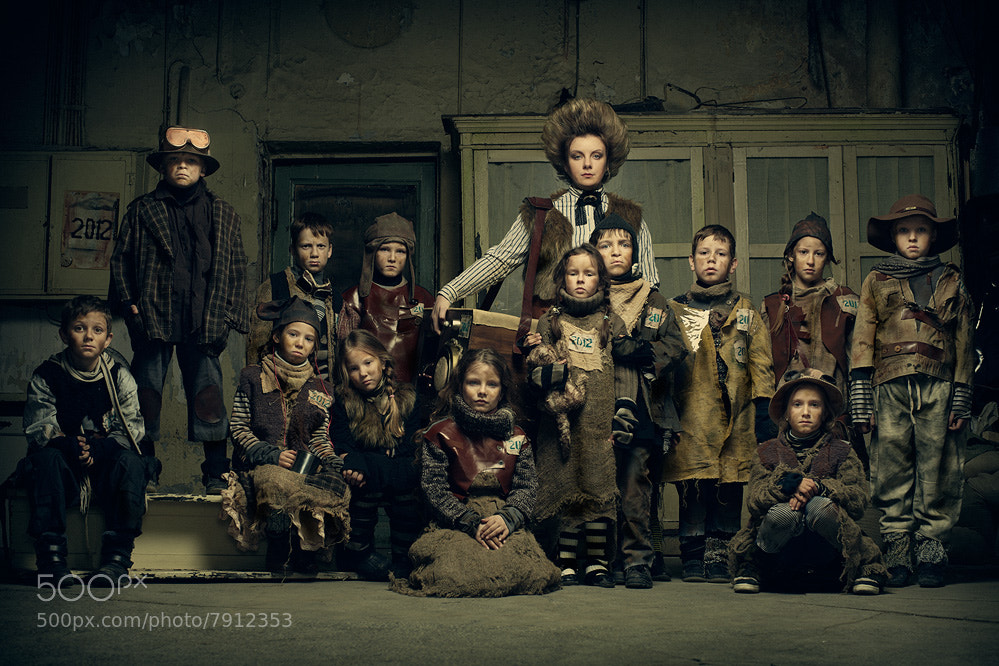 Photograph Leningrad 2012 (The Queen of mice) by Kezzyn Waits on 500px