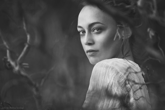 Photograph Sandra by Cwithe  on 500px