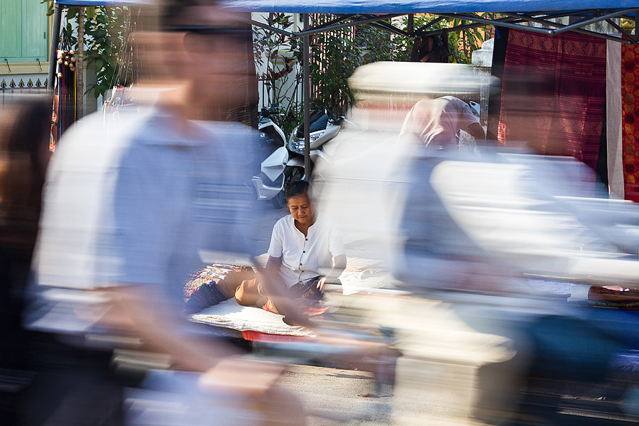 Photograph Working on the street by Christer Häggqvist on 500px