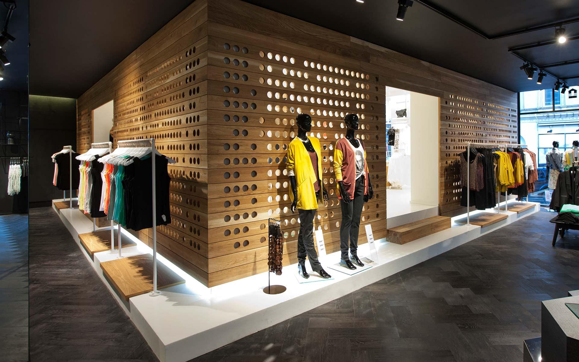 Bestseller Fashion Store Riis Retail Design By Airwil Wow