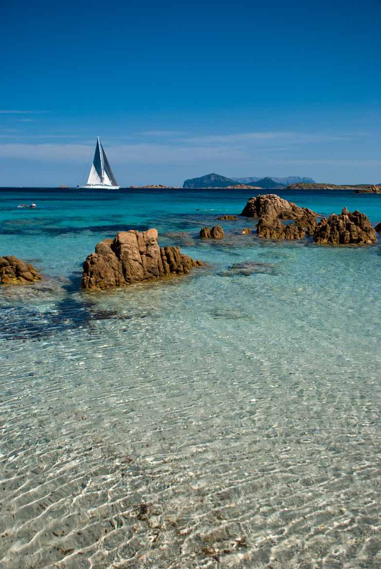 Photograph Sailing the mediterranean by Andrea Spallanzani on 500px