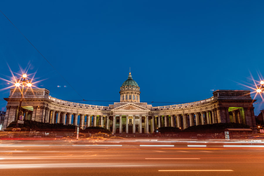 Kazan Cathedral by Suvendu  Das on 500px.com