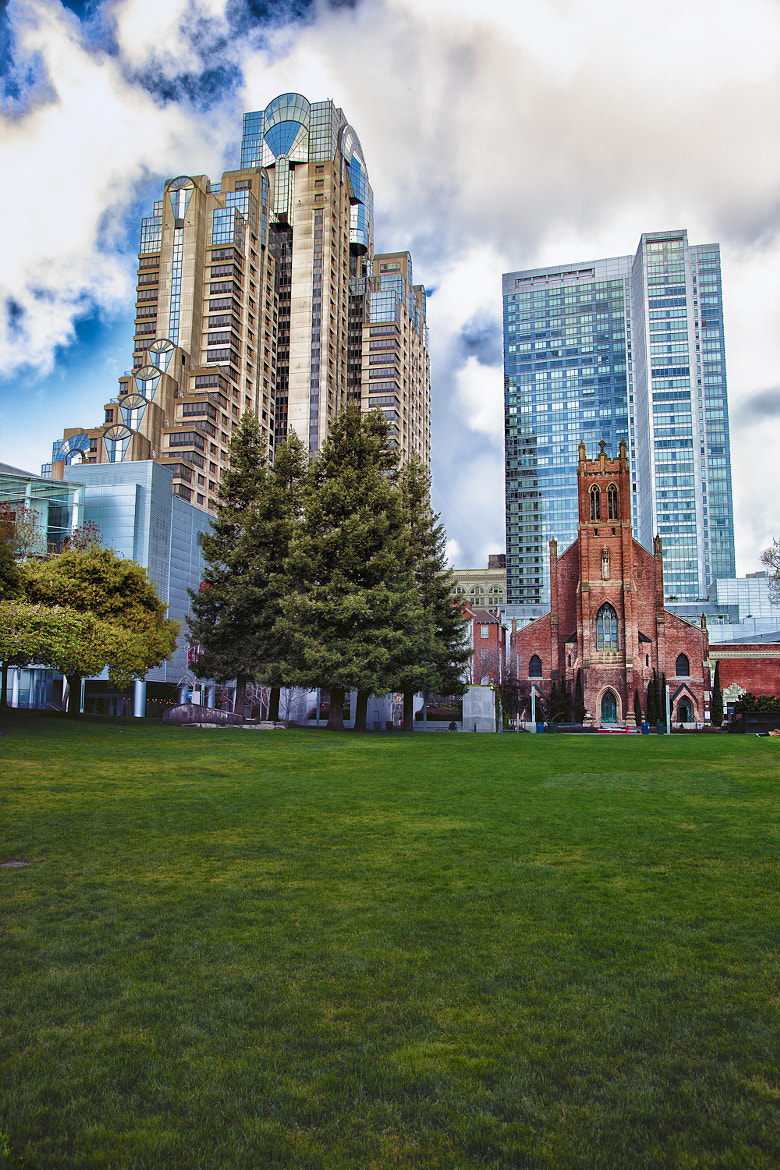 Photograph Old & New San Francisco by Ken Kvam on 500px