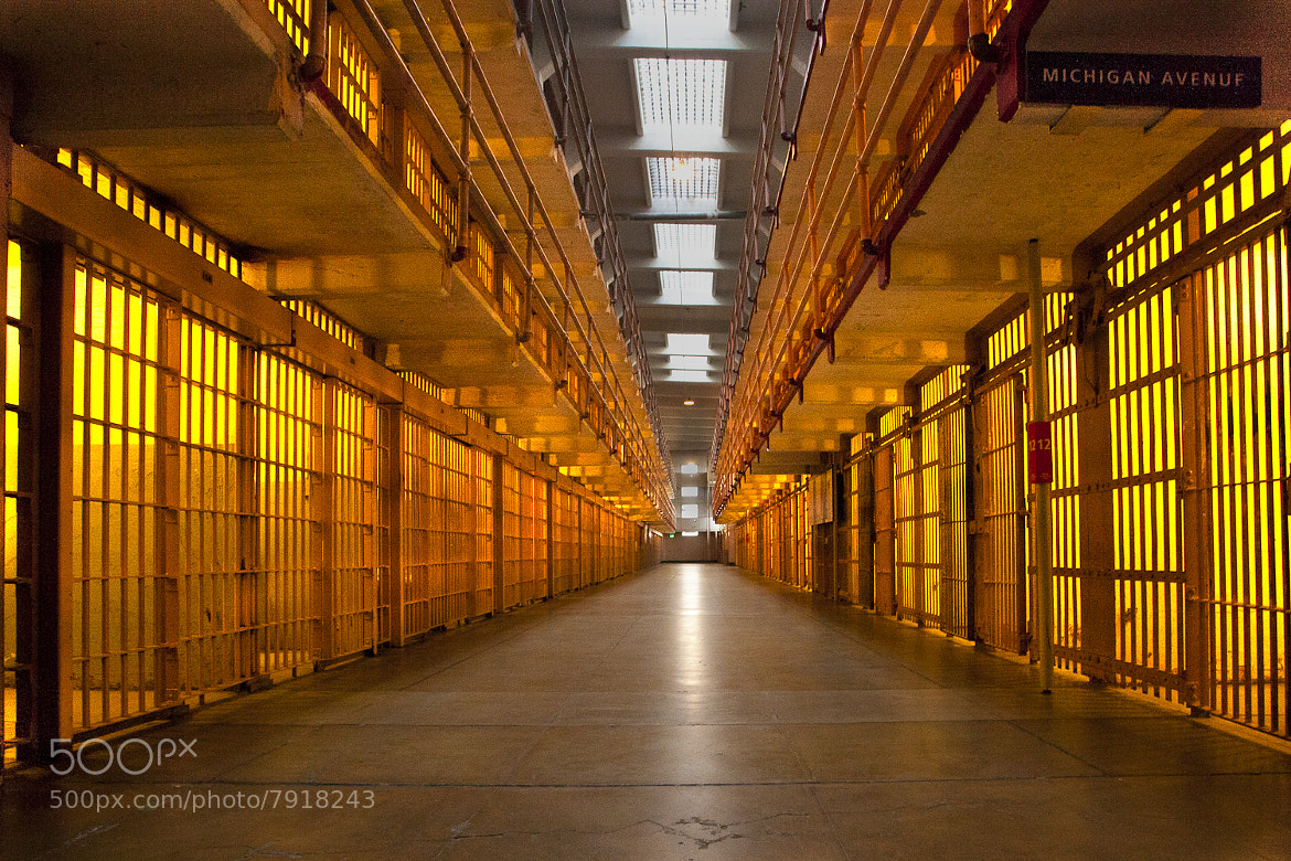Photograph Alcatraz Prison by Ken Kvam on 500px