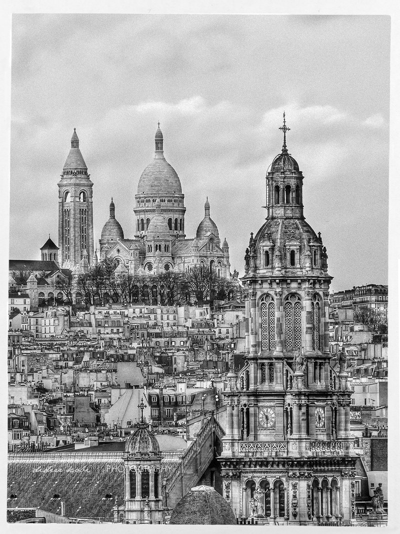 Photograph Montmartre by Didier Kobi on 500px