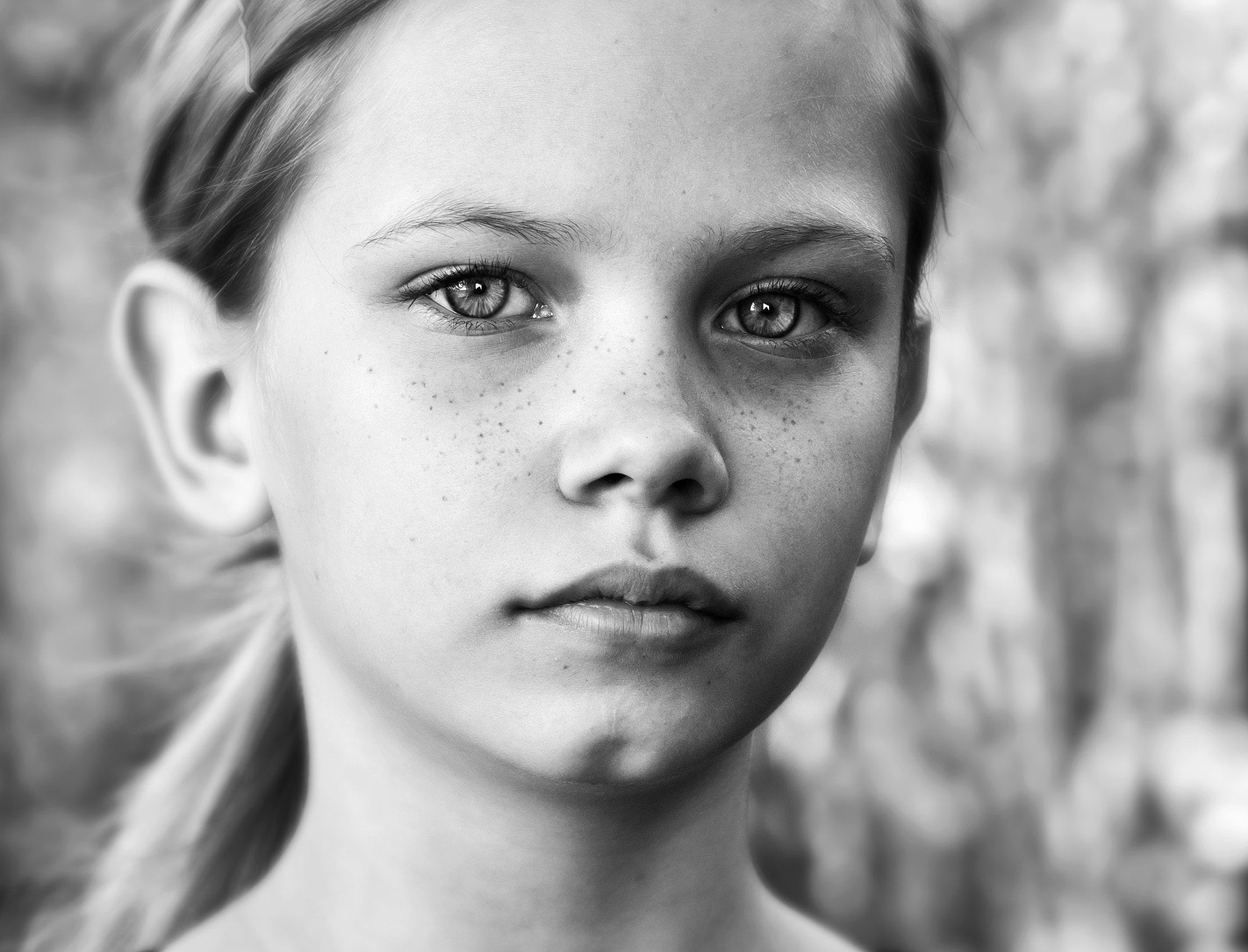 Photograph Nora by Thomas Karlberg on 500px