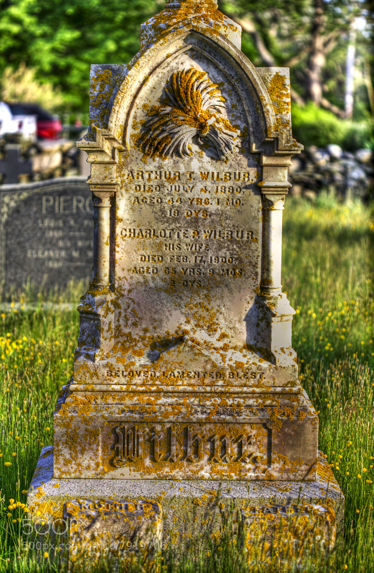 Photograph Wilbur Tombstone by Terry Letton on 500px