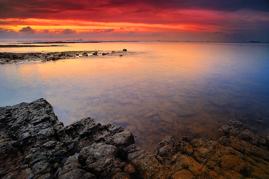 Photograph Extreemely Sunset by Echi Amenk Fariza on 500px