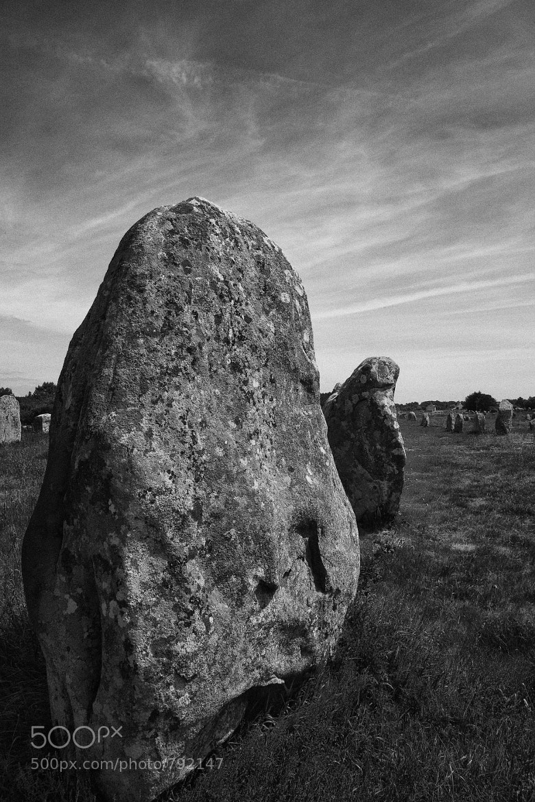 Photograph Carnac May 2011 by Graeme Hoose on 500px