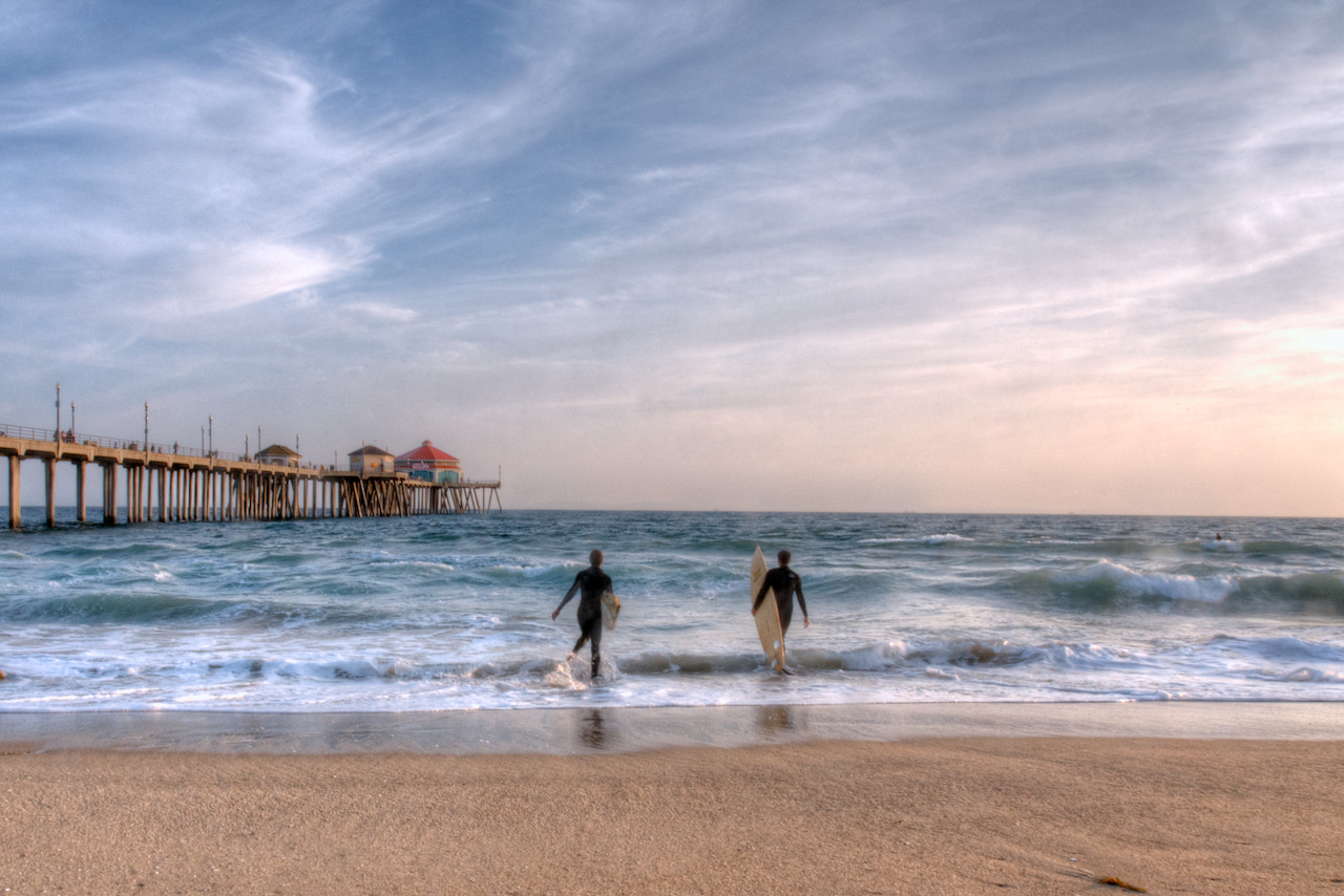 Photograph surfers by Peter Chueh on 500px