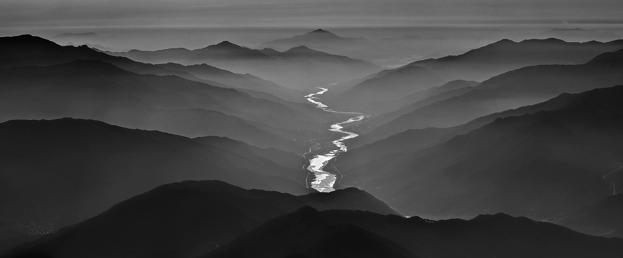 Photograph Korea's mountains, rivers by Jeong-Keun Kim on 500px